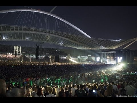 Red Hot Chili Peppers Athens Greece Full Show 2012