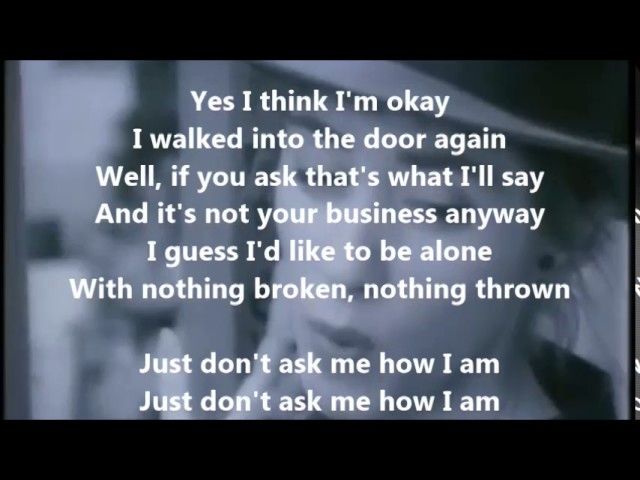Suzanne Vega Luka Lyrics