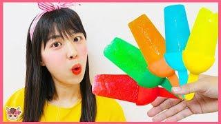 Supermarket Song Nursery Rhymes & Kids Songs 아이스크림 만들기 인기 동요 영어 배우기 놀이
