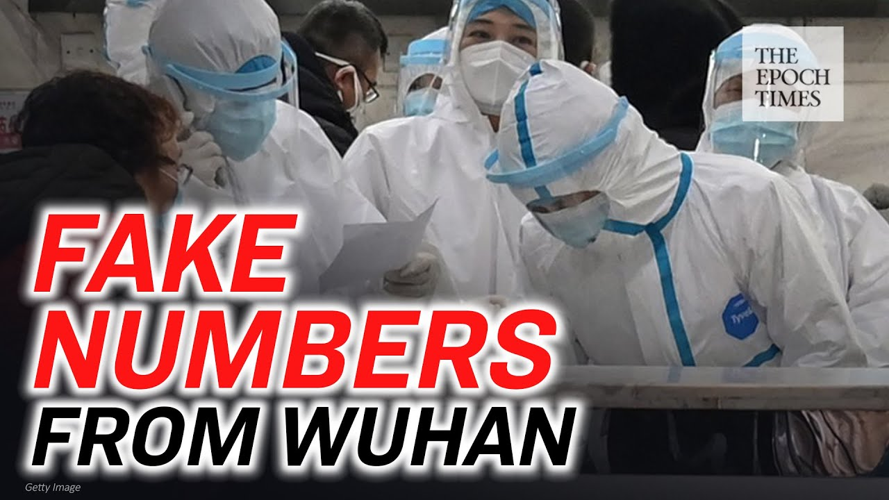 Number of Confirmed Virus Cases and Death Toll in Wuhan Modified—Motives Unclear|CCP Virus| COVID-19