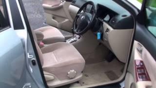 Toyota Corolla Allex Xs180 2004 1 8L Auto