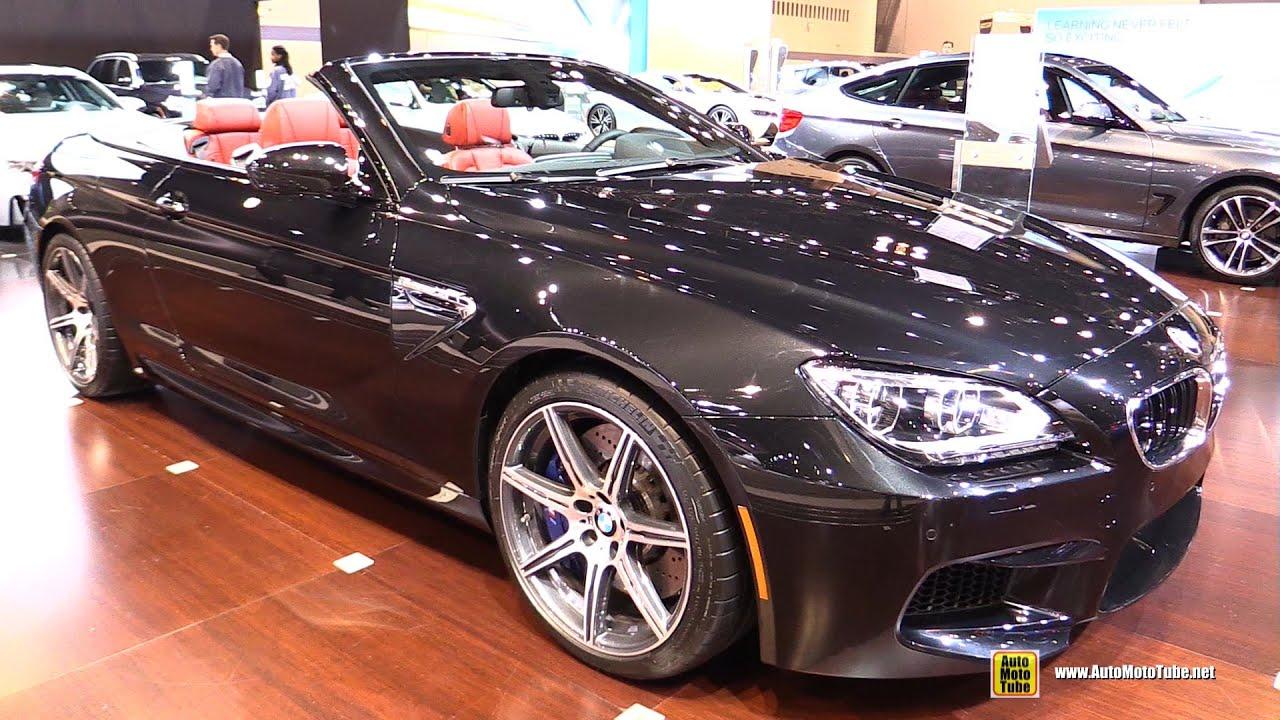 2015 Bmw M6 Convertible Exterior And Interior Walkaround