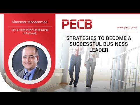 Strategies to become a successful Business Leader