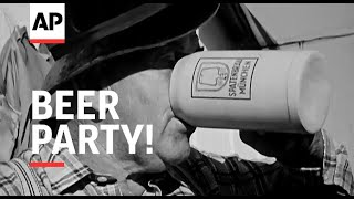 Beer Party! 1959 | The Archivist Presents | #293