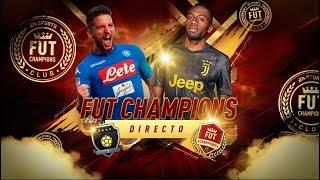 ¡TRAMO FINAL DE FUT CHAMPIONS (VOY 14-2)!|¿VOLVEREMOS A ÉLITE?|FIFA 19 ULTIMATE TEAM