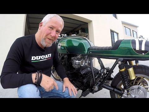 Yamaha XS1100 Cafe Racer Project - Episode 51 - CV Carbs