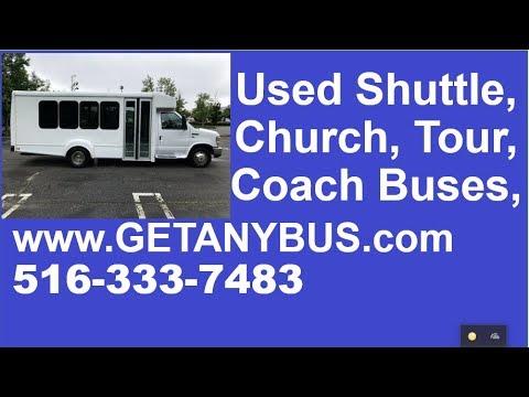 Ford E350 bus for sale Craigslist   Call 516-333-7483   2010 Ford E350  Non-CDL Luxury Shuttle Bus