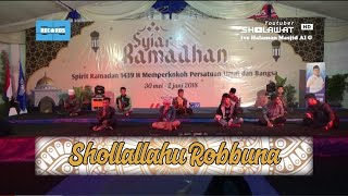 Gambar cover Shollallahu Robbuna (Cek Sound) - FesBan Syiar Ramadhan 2018