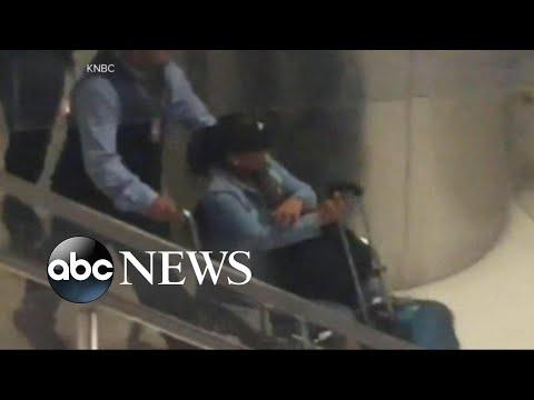 Investigators seek answers from Las Vegas gunman's girlfriend