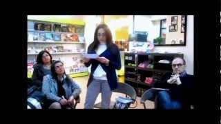 Ricordo di Alda Merini nella Giornata mondiale della Poesia - Benevento 21 marzo 2012