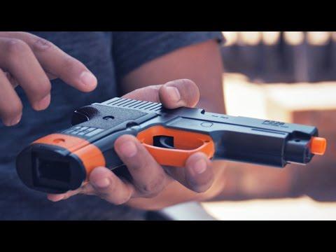 SigSauer P228 Custom Pistol from Big5!!!