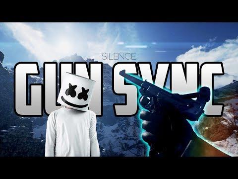 Battlefield 1 Gun Sync - Silence (Marshmello ft. Khalid)