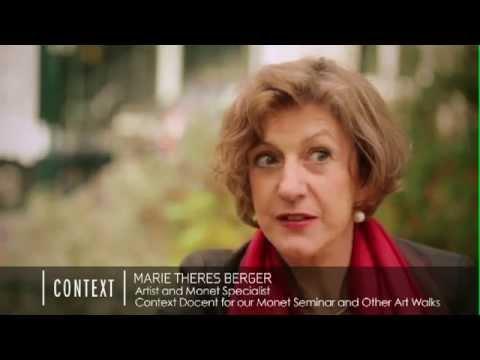 Context Paris tours - A Parisian Painter in Giverny