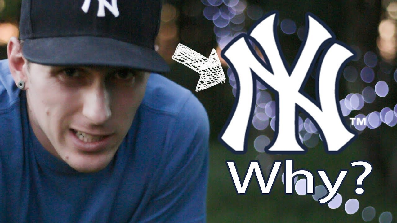 Why I wear a New York Yankees hat 6c290e3a881