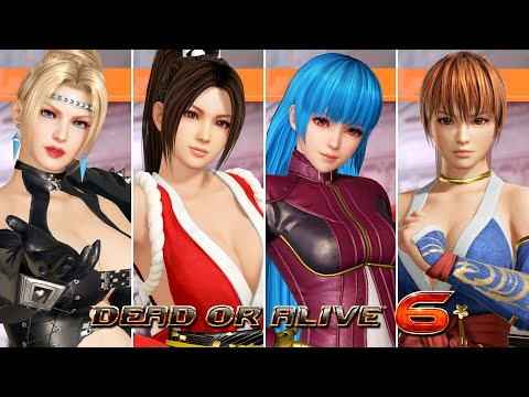 Dead or Alive 5 LR Ryona - Kasumi & Ayane as Sailor Team vs. Tina & Sabretooth mod for Bass - PC Mod from YouTube · Duration:  5 minutes 33 seconds