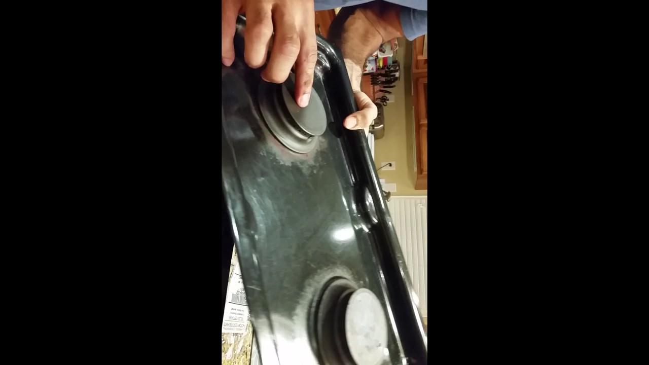 Jenn-Air JGD8348CDP Cooktop Burner and Igniter Replacement