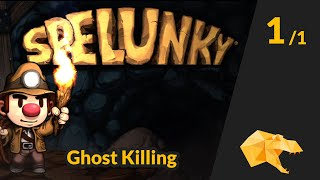 Killing the Ghost in Spelunky!