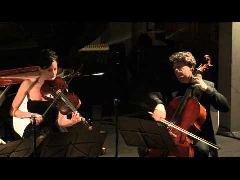 Édition 2008 - Ernest Bloch - Quintette avec piano n°1, Allegro energico