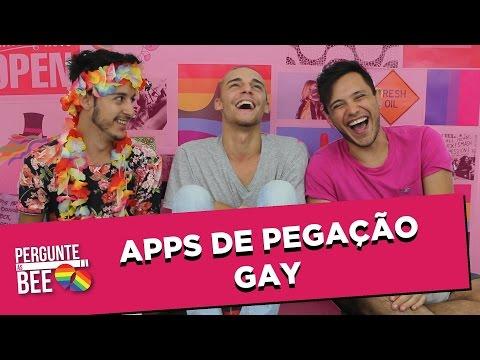 APPS DE PEGAÇÃO GAY - Pergunte Às Bee 70