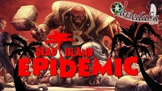 Russell's Gameplays - Dead Island Epidemic CLOSED BETA + MorphVox Pro
