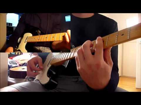 Red Hot Chili Peppers - Walkabout (Full HQ Guitar Cover) [HD] with tabs