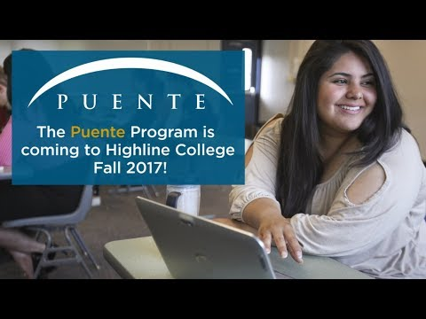 Puente Is Coming To Highline College Fall 2017