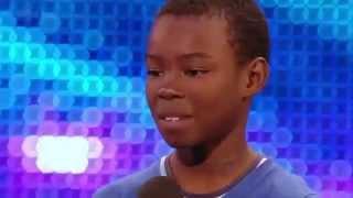 (Vietsub - Bật CC) Cậu bé hát ''Listen'' Beyonce bật khóc trên sâu khấu BGT