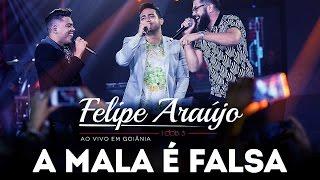 Felipe Araújo - A Mala é Falsa (part. Henrique & Juliano) | DVD 1dois3