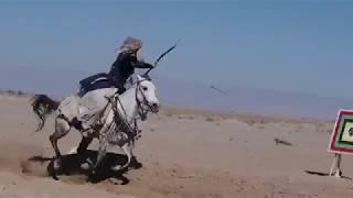 Enjoying Horseback Archery Adventures of the Year 2017.