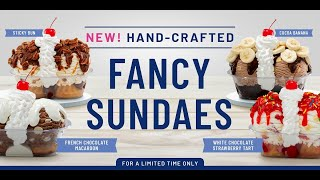 Braum's Rolls Out 4 New Sundaes for 2021