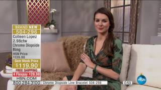 HSN | HSN Cares Colleen Lopez Gemstone Jewelry 10.22.2016 - 07 PM