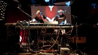 Orbital - Where Is It Going (Live on KEXP)