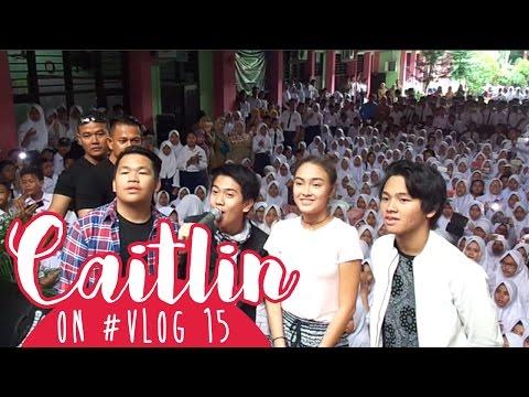 Caitlin On #VLOG 15 - Pecah Parah Ramenya! :*