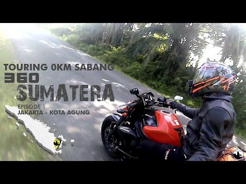 solo-riding,-tour-d'sumatera-0-km,-episode-#1-depok-kota-agung