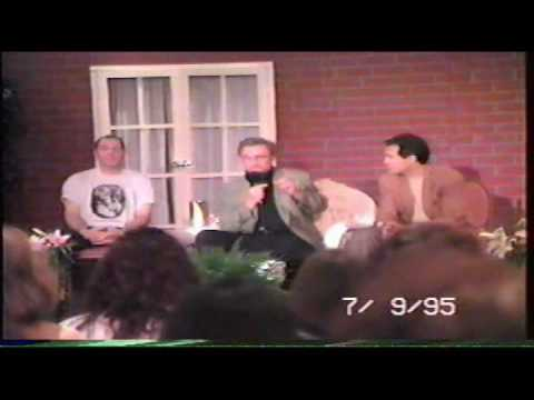 A Distant Shore 1995 ~ Q&A David Schwartz, Roy Dotrice, Jay Acovone 2 of 3