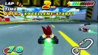 Speed Punks (All Bosses 60FPS PS1/PSX)