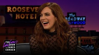 Riley Keough Brought One of Michael Jackson