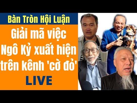 Giải mã việc Ngô Kỷ xuất hiện trên kênh 'cờ đỏ' ở Việt Nam