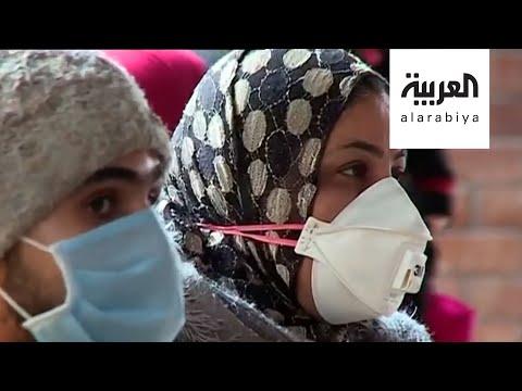 مشهد كوروني فريد.. شوارع القاهرة مليئة بوجوه تكسوها الكمامات  - نشر قبل 10 ساعة
