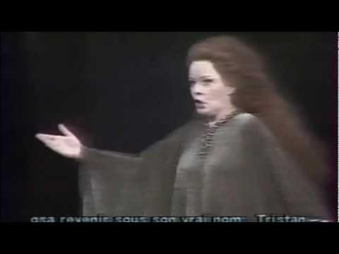 Isolde's Narrative & Curse Gwyneth Jones Paris 1985