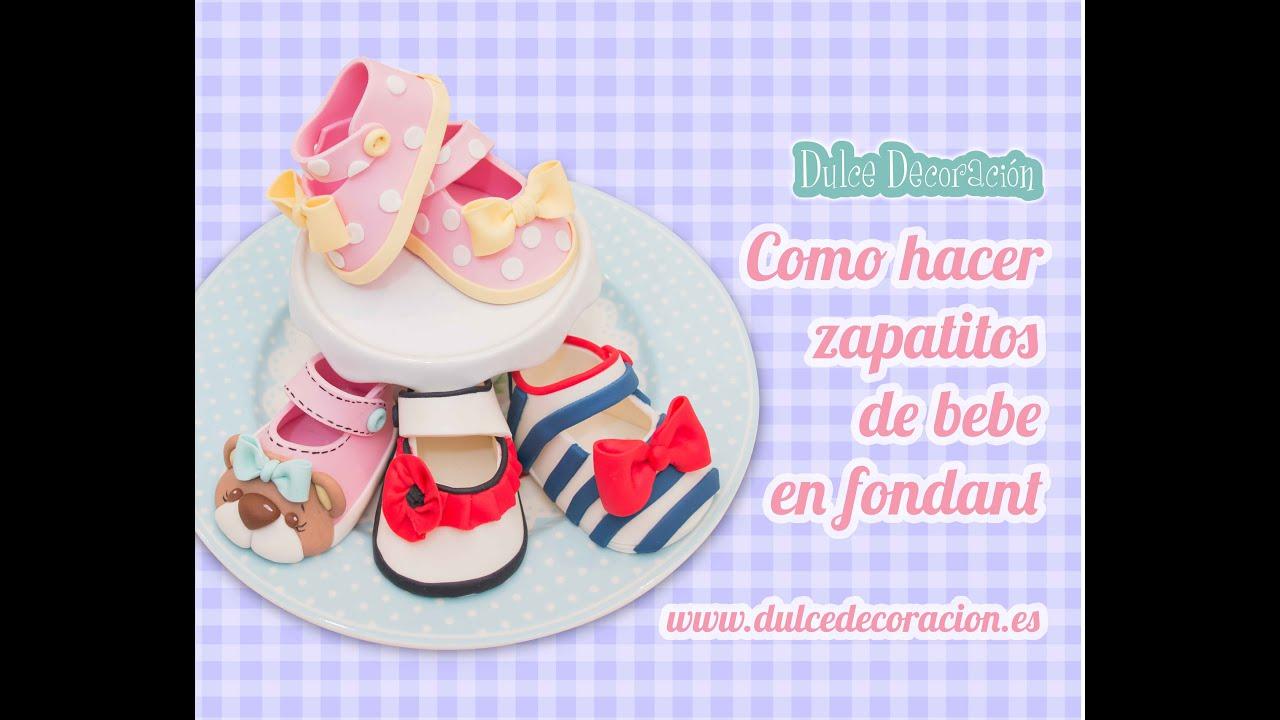 Bebe A De En paso ZapatosModelado Fondant Fondant Paso Zapatillas SMpGzVLqU