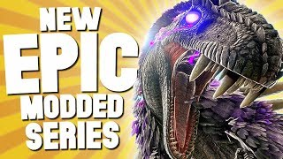 connectYoutube - CRAZIEST DINOSAURS YOU'VE EVER SEEN! - Ark Survival Evolved Ep 1 (Modded)