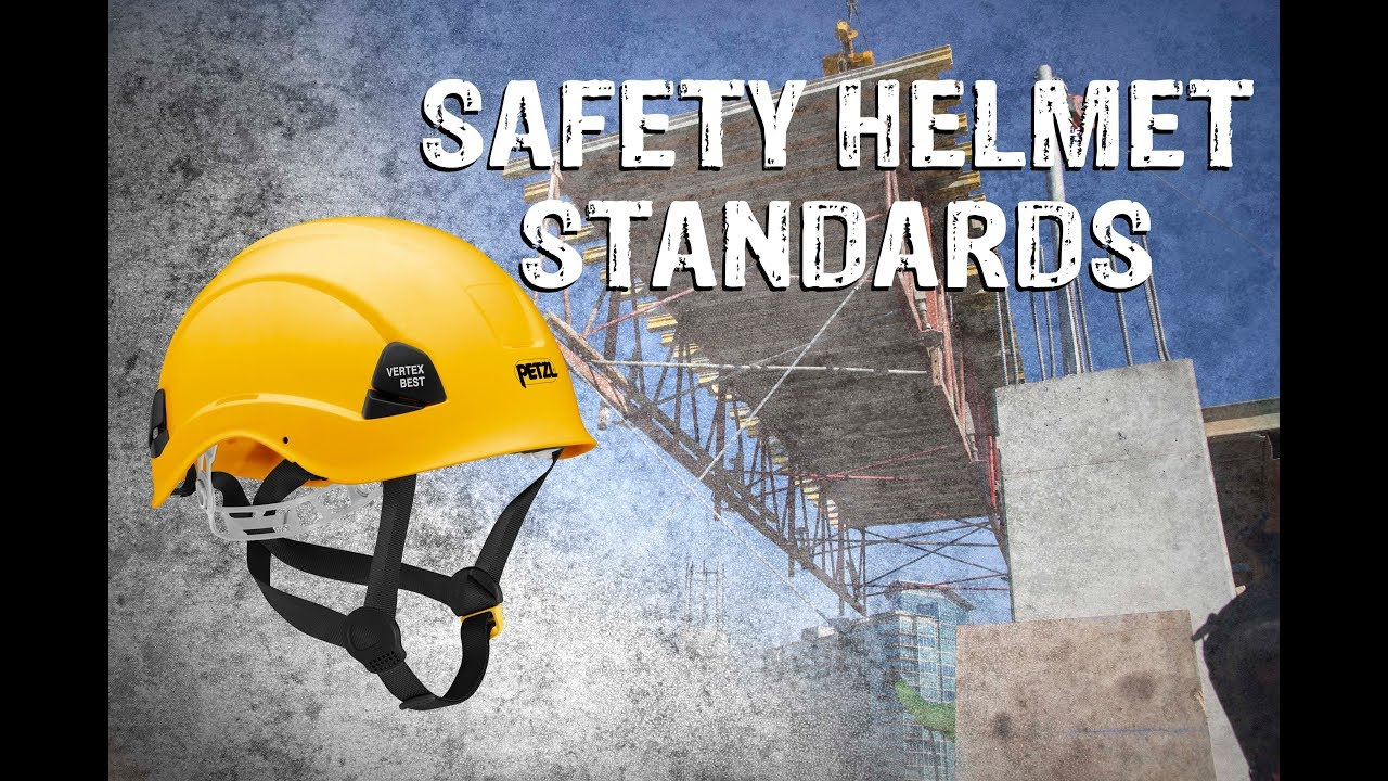 Safety Helmet Standards Ansi And Osha Youtube