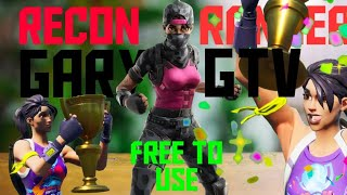 Recon Ranger Free to use Gameplay / Gary GTV / Fortnite