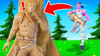 *INVISIBLE SKINS* HIDE or SNITCH in Fortnite...