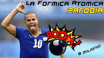 Parodie calcio canzoni youtube for Premium play su smart tv calcio live