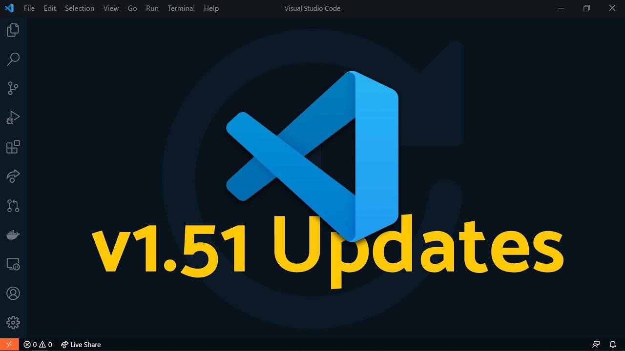 Top VS Code Updates   v1.51 Released!!   Tips & Tricks 2020