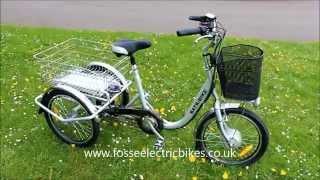 3 wheeler electric trike review Batribike Trike 20 electric trike 3 wheel
