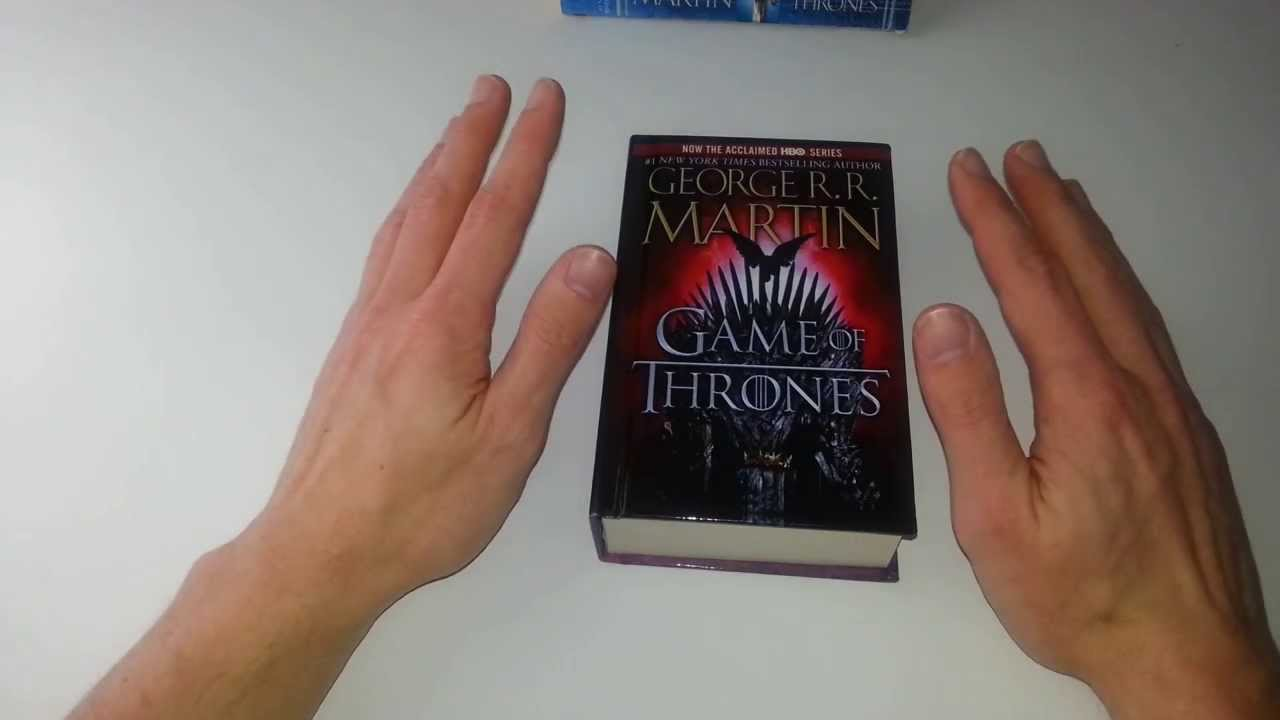 game thrones book review