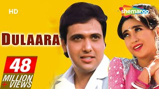 Dulaara - Hindi Full Movie - Govinda - Karisma Kapoor